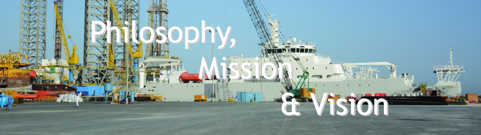 ASMEF Philosophy, Vision & Mission
